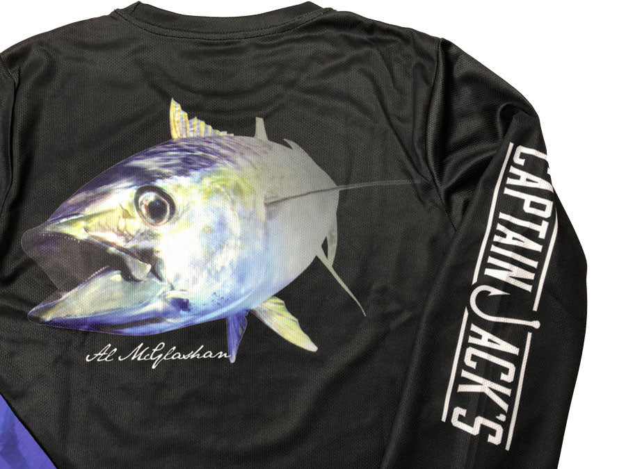 Al McGlashan Tuna Fishing Shirt