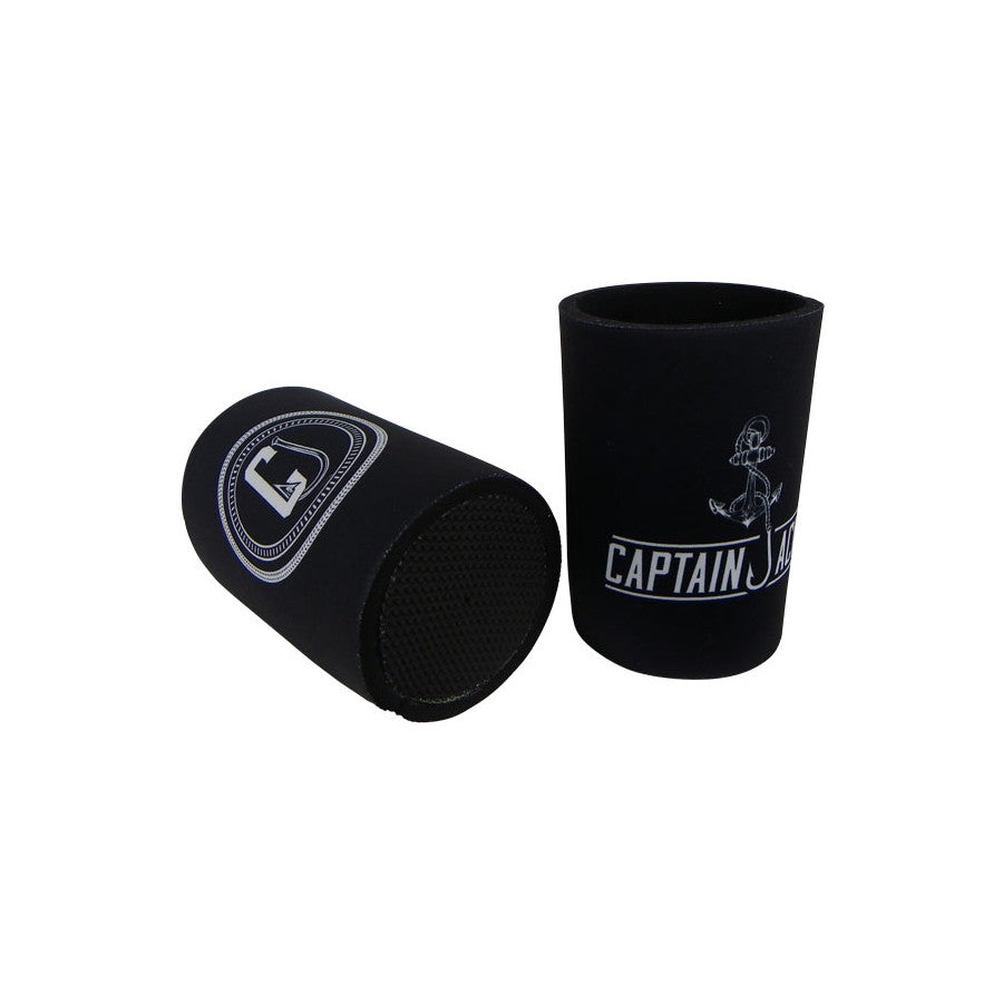 Stubby Cooler - CJ Black & White