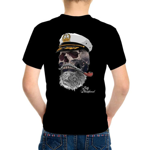 Kids Billy Blackbeard TShirt