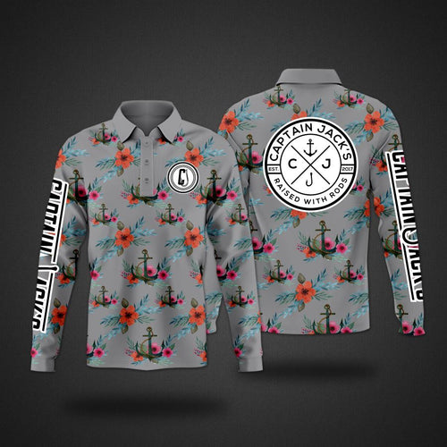 Outdoor / Fishing Shirt - TROPICANA