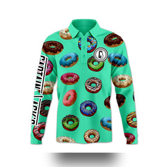 Outdoor / Fishing Shirt - CAUGHT DONUTS