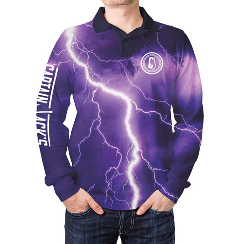 Outdoor Adventure / Fishing Shirt - LIGHTNING