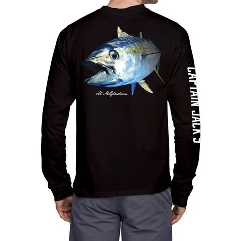 Outdoor Adventure / Fishing Shirt - BAD BASS