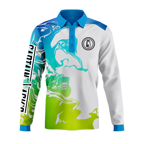Outdoor / Fishing Shirt - MAHI MAHI
