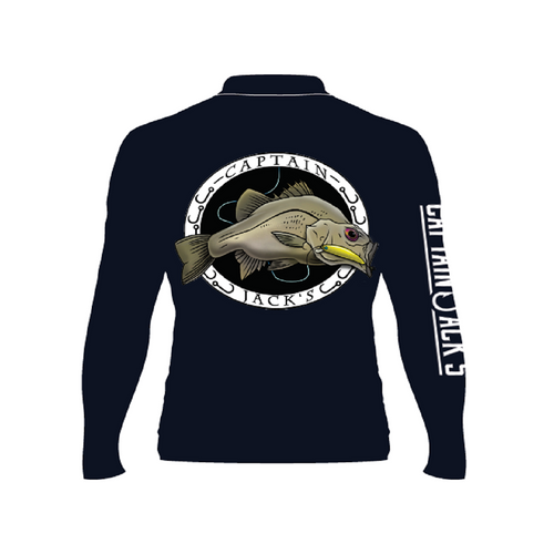 Outdoor / Fishing Shirt - BAD BASS