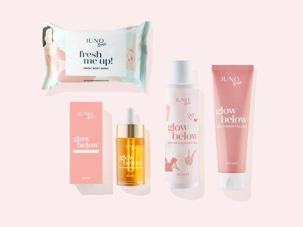BODY GLOW Beauty Set