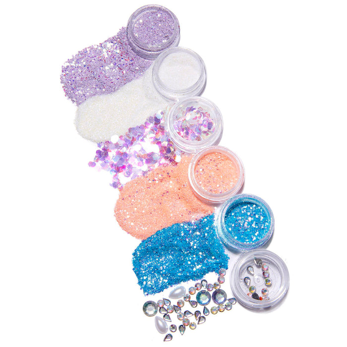 From NicLove | Birds Of Paradise Glitter Set - Australia
