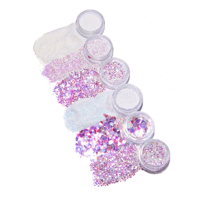 From NicLove | Iridescent Angel Glitter Set - Australia
