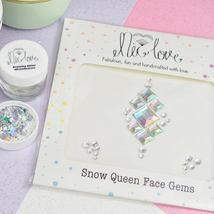 From NicLove | Snow Queen Face Jewel - Australia