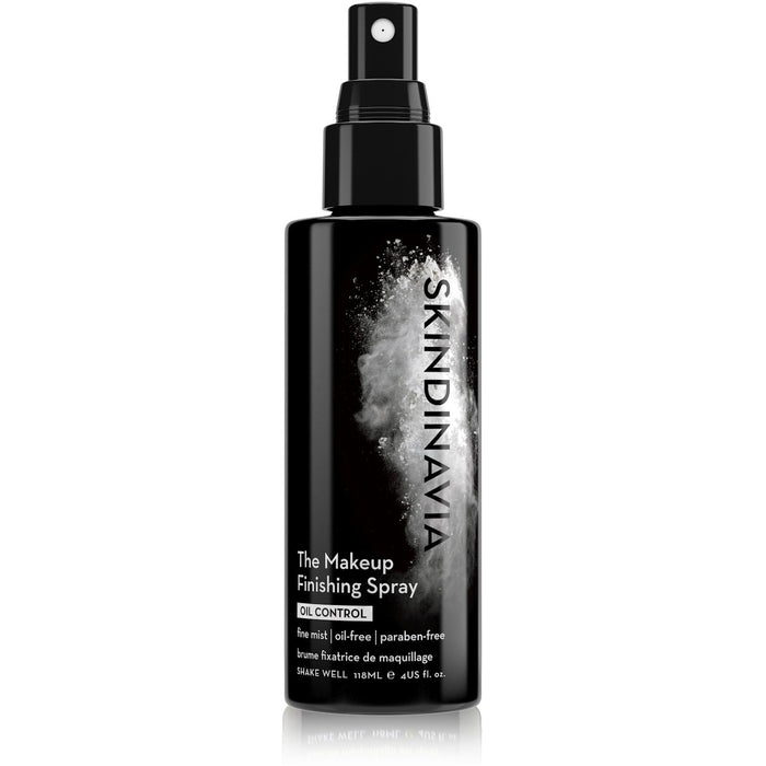 Skindinavia | The Makeup Finishing Spray | 118ml - Oil Control-Setting Spray-The Cosmetix Co-Make-up-Australia-Afterpay