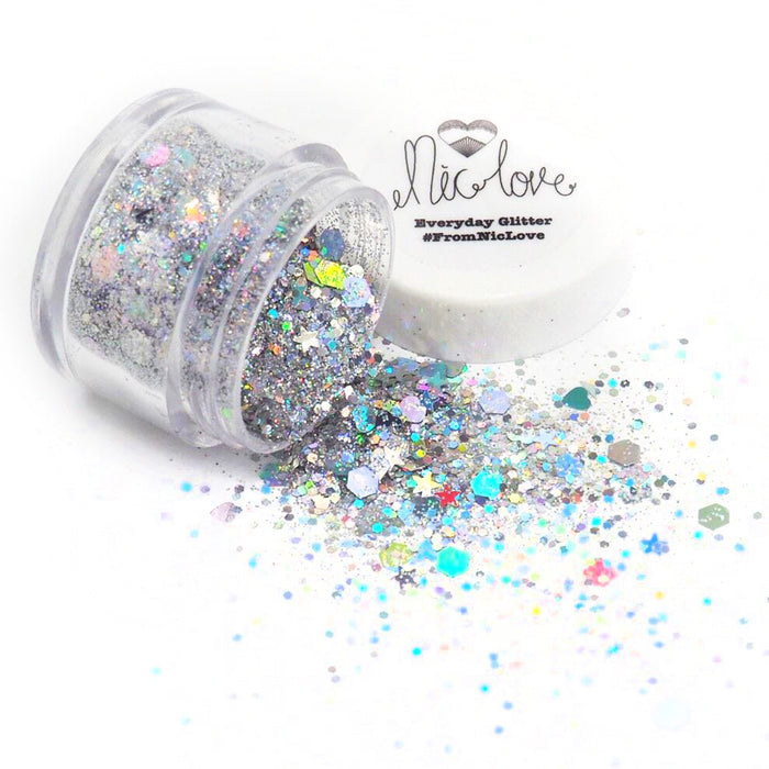From NicLove | Cosmic Dust Cosmetic Face Glitter - Various Sizes