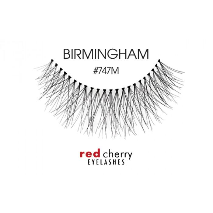 Red Cherry Lashes | RC Birmingham False Lashes | #747M - Australia-Lashes-The Cosmetix Co-Make-up-Australia-Afterpay