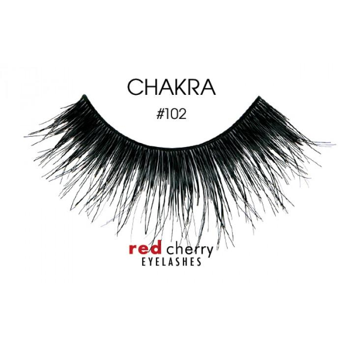 Red Cherry Lashes Rc Chakra False Lashes 102 Australia The