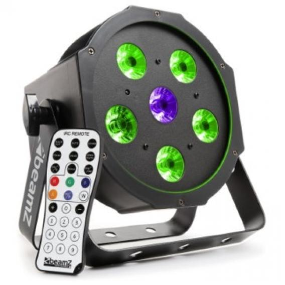 BEAMZBEAMZ BFP110 LED PAR56 FLATPAR 5X6 RGB - Harry Green Music World - Buy online