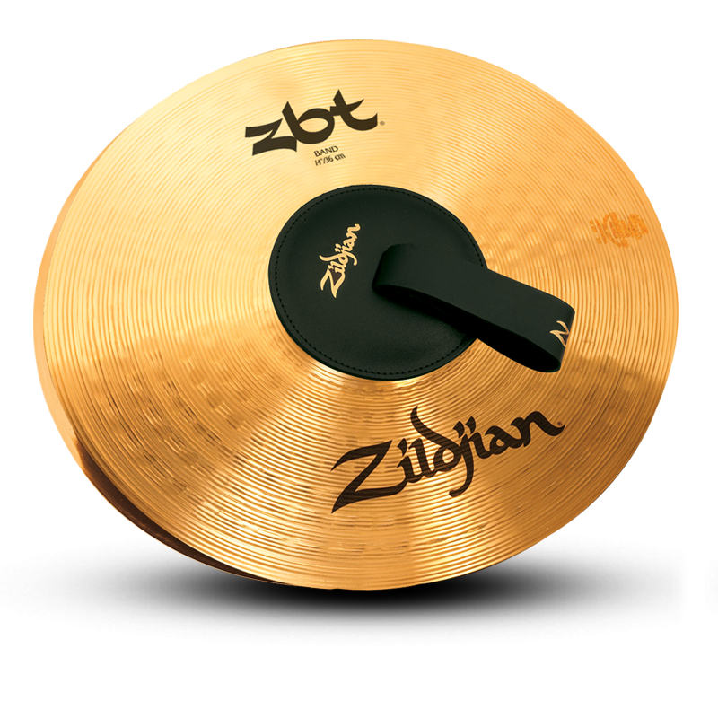 "ZILDJIAN 14"" ZBT BAND - PAIR"