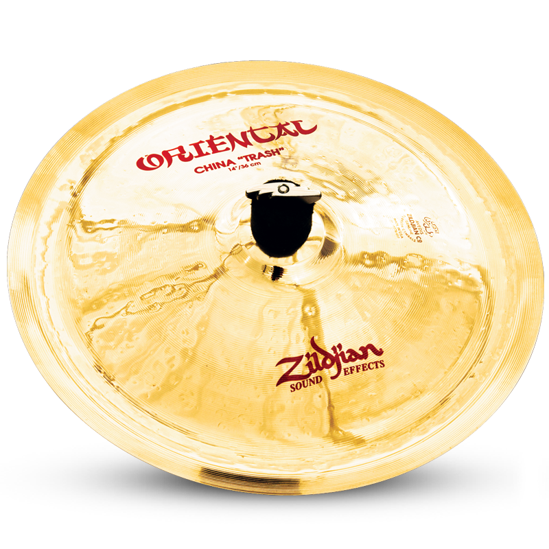 "ZILDJIAN 14"" FX ORIENTAL CHINA ""TRASH"""