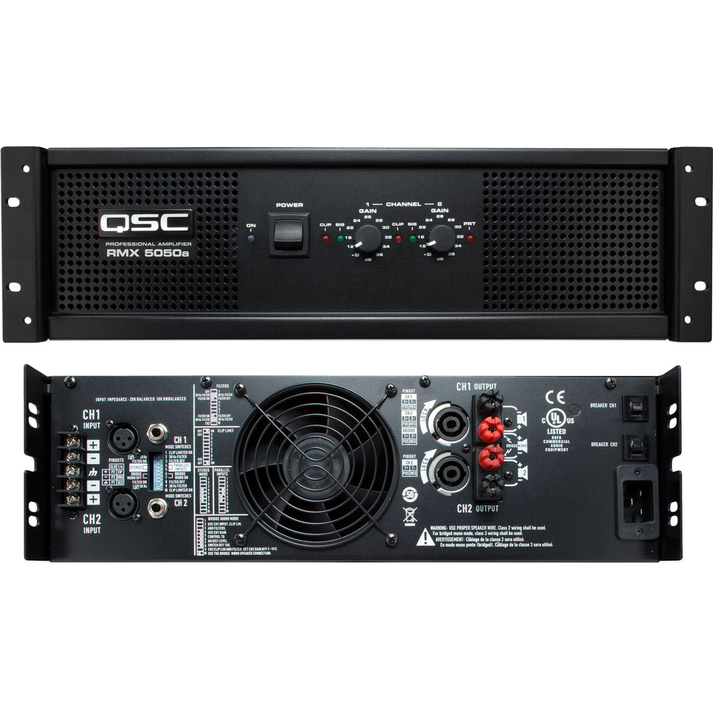QSCQSC RMX5050a AMPLIFIER - Harry Green Music World - Buy online