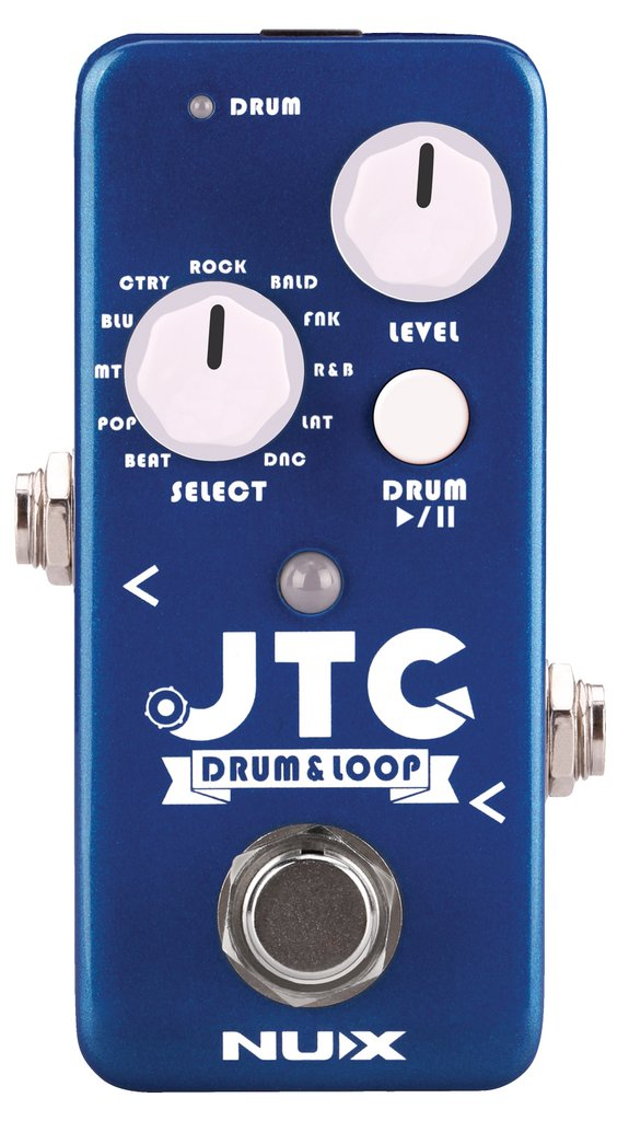 NUX MINI CORE JTC DRUM LOOPER