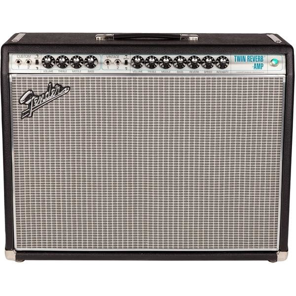 FENDER '68 CUSTOM TWIN REVERB® FRONT