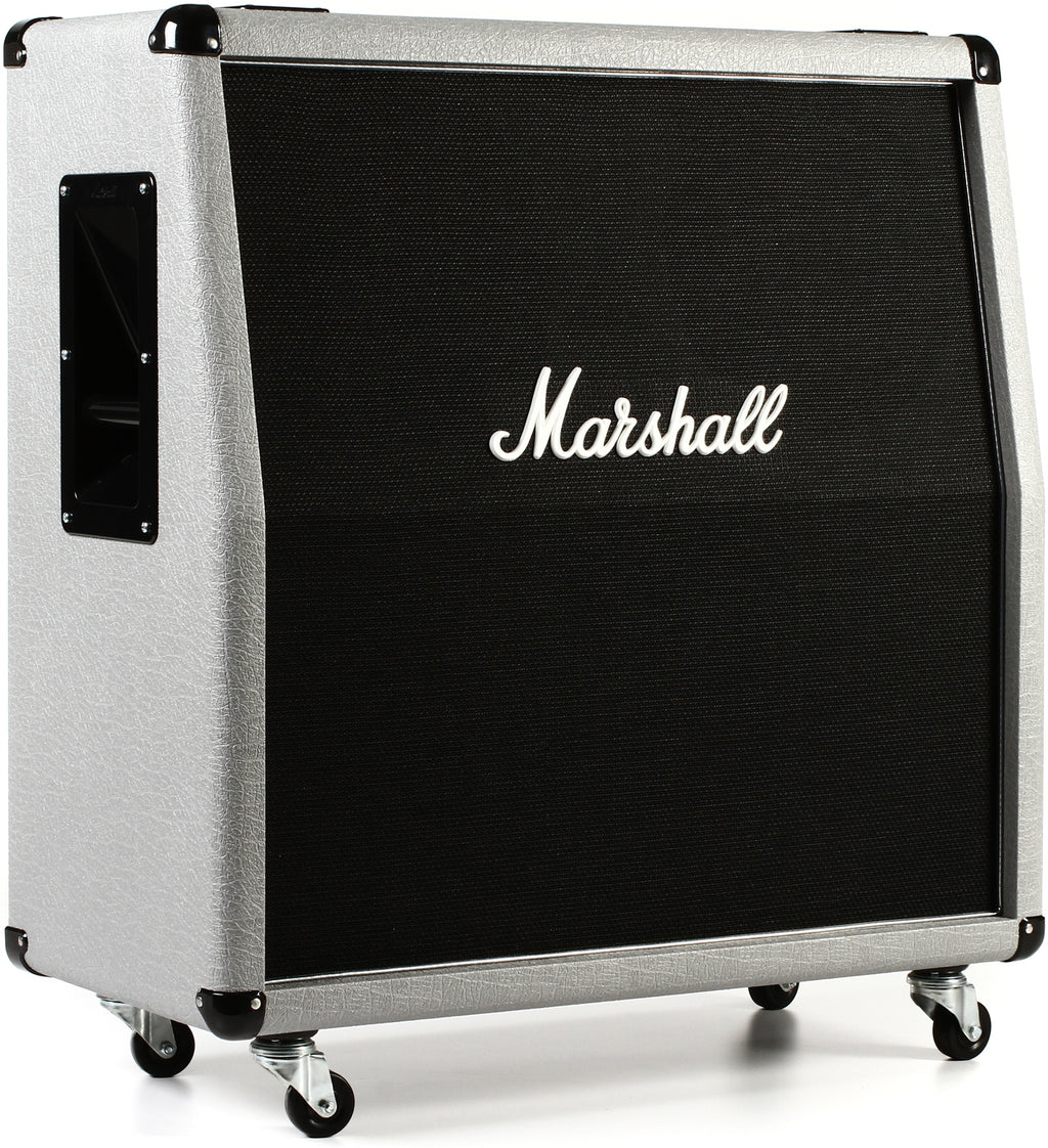 MARSHALL SILVER JUBILEE 4X12 CAB