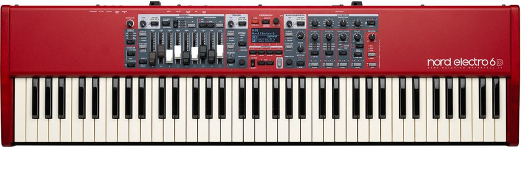NORD ELECTRO 6D 73KEY SYNTHESIZER