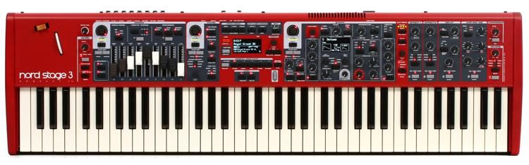 NORD STAGE 3 HP 76KEY SYNTHESIZER