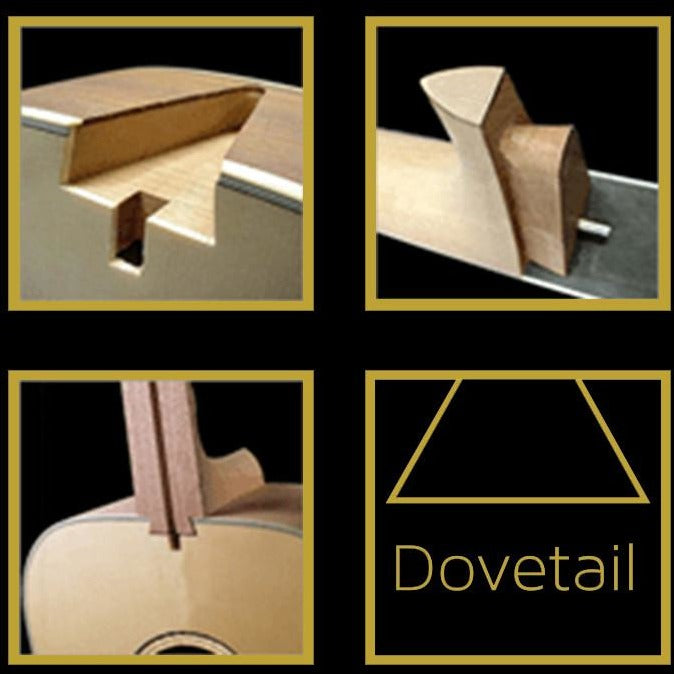 DOVETAIL NECK JOINT