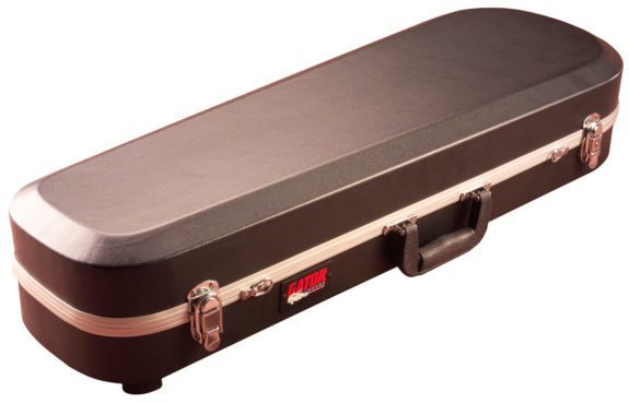 GATOR 4/4 VIOLIN MOULDED ABS CASE