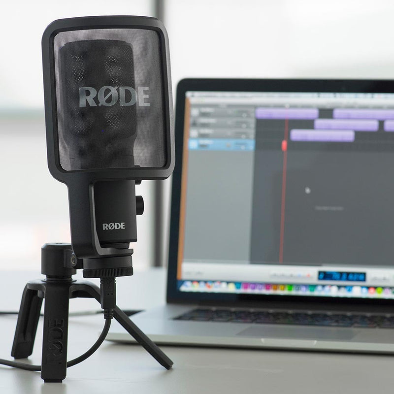 RODE NT-USB PODCASTING
