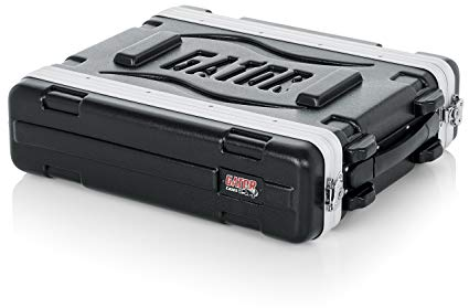 GATOR 2U SHALLOW RACK CASE
