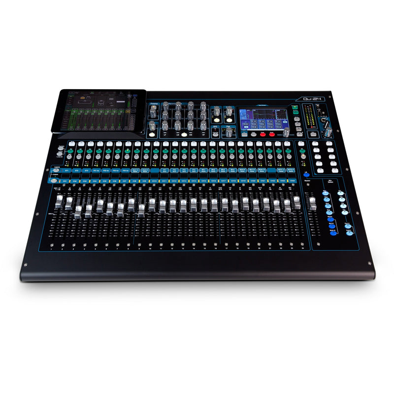ALLEN & HEATH QU24C FRONT