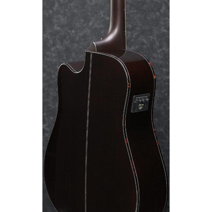 IBANEZ AW4000CE-BS BACK