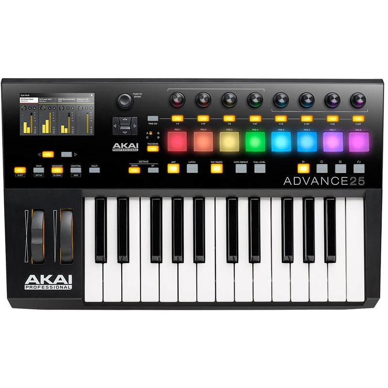 AKAI ADVANCE 25 TOP