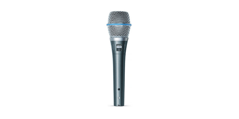 SHURESHURE BETA 87A VOCAL MICROPHONE - Harry Green Music World - Buy online