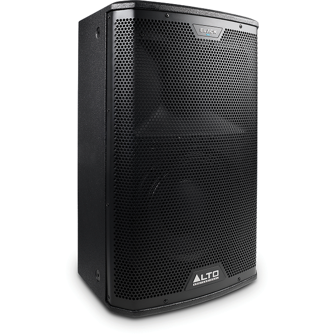 ALTO PROFESSIONAL BLACK 10 SIDE