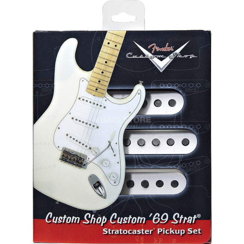 FENDERFENDER CUSTOM SHOP 69 STRAT PICKUP SET - Harry Green Music World - Buy online