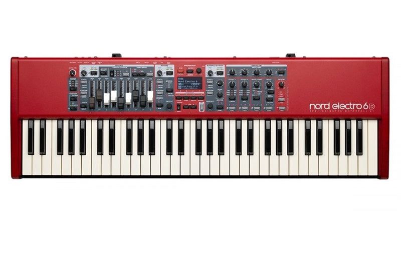 NORD ELECTRO 6D 61KEY SYNTHESIZER