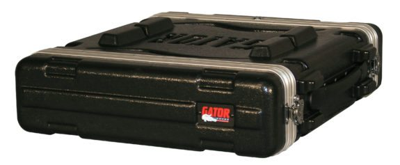 GATOR 2U RACK CASE