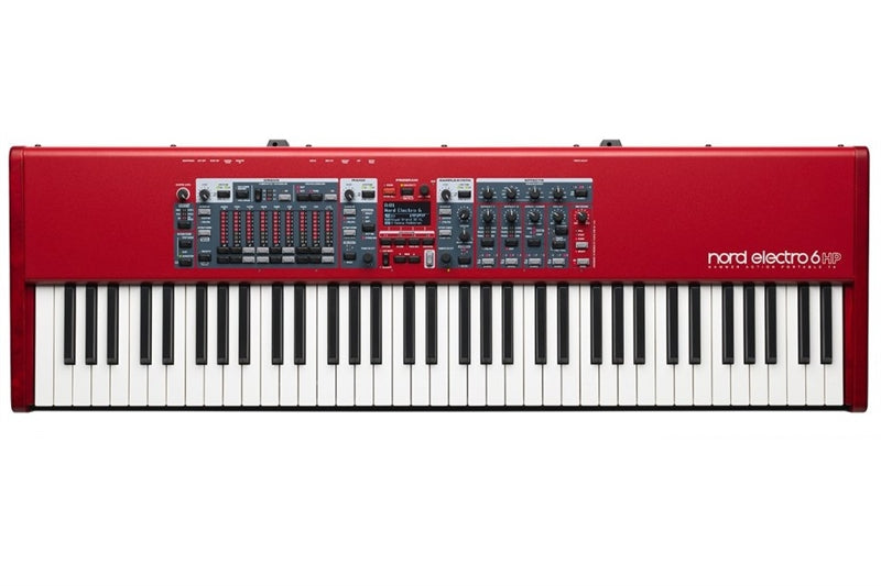 NORD ELECTRO 6HP 73KEY SYNTHESIZER