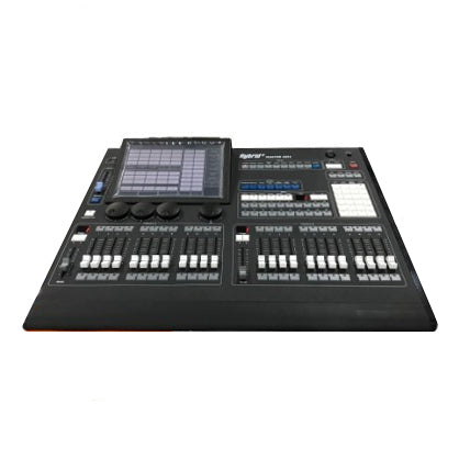 HYBRID + MASTER 4096 LIGHTING CONTROLLER