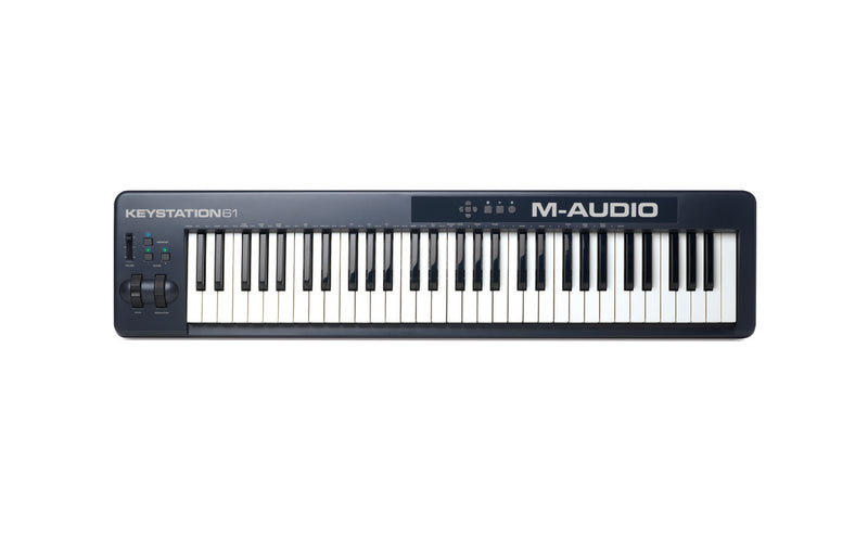 M-AUDIO KEYSTATION 61 CONTROLLER