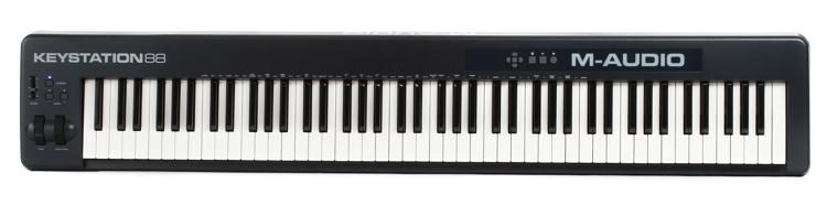 M-AUDIO KEYSTATION 88 CONTROLLER
