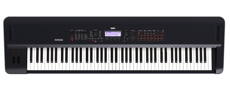 KORGKORG KROSS 2 - 88 KEY WEIGHTED - Harry Green Music World - Buy online