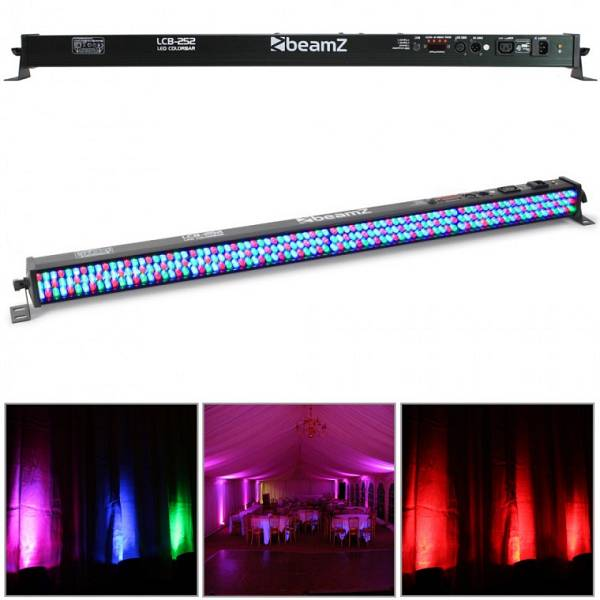 BEAMZBEAMZ LCB 252 LED COLOURS - Harry Green Music World - Buy online