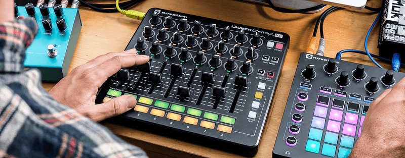 NOVATION LAUNCH CONTROL XL USB MIDI CONTROLLER