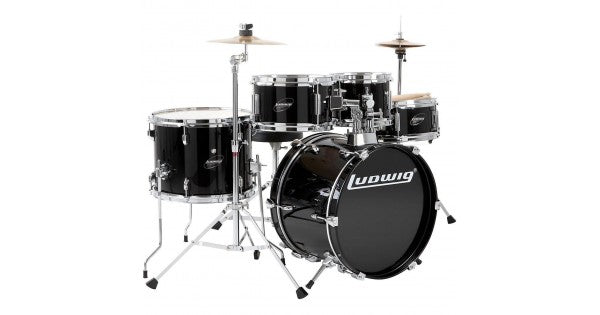 LUDWIG ACCENT JUNIOR 5PC KIT