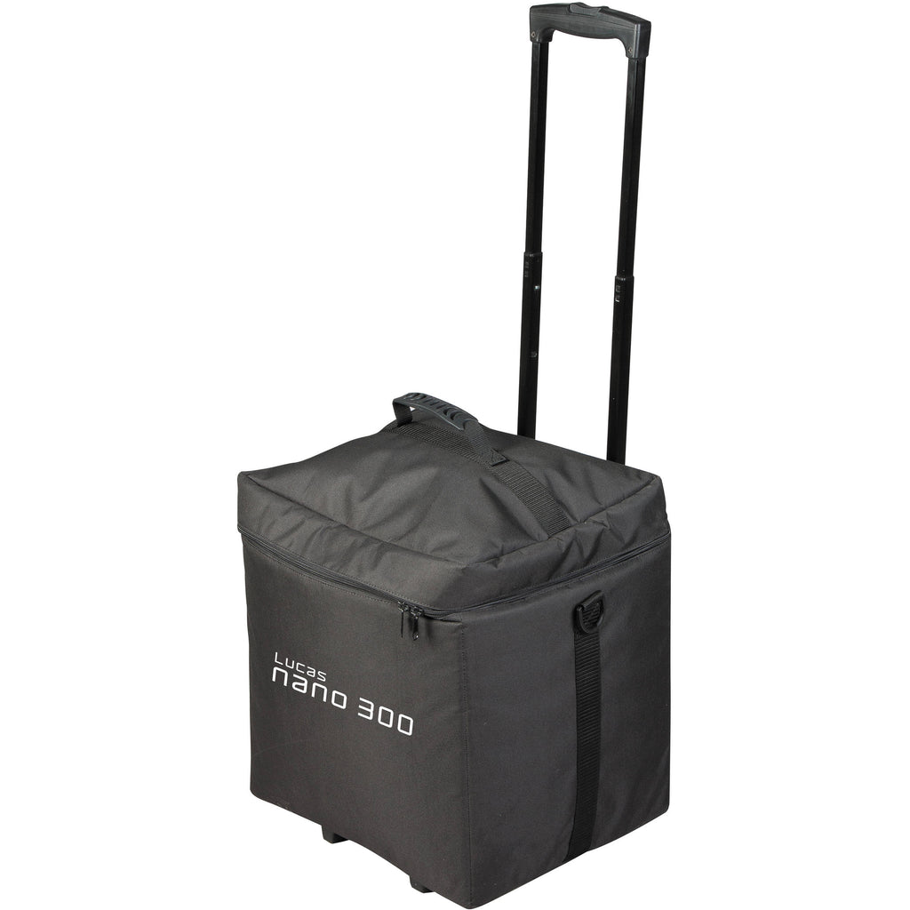 HK AUDIOHK AUDIO LUCAS NANO 300 ROLLER BAG - Harry Green Music World - Buy online
