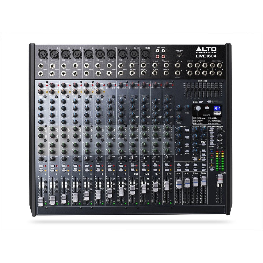 ALTO PROFESSIONAL LIVE 1604 TOP