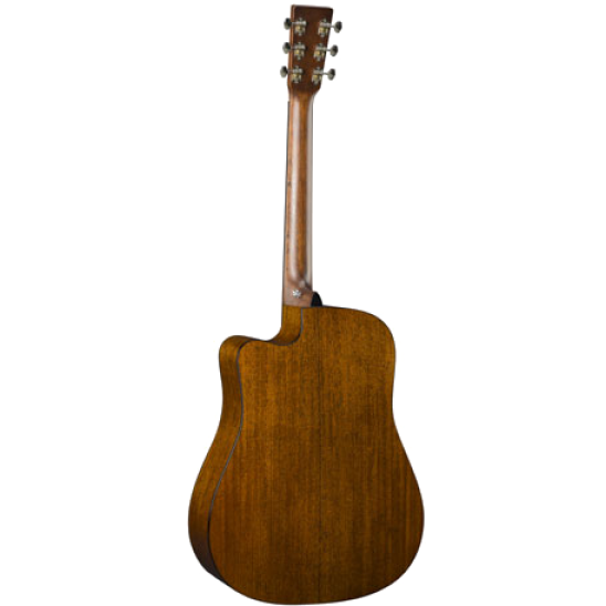 MARTIN GUITARS DC-18E BACK