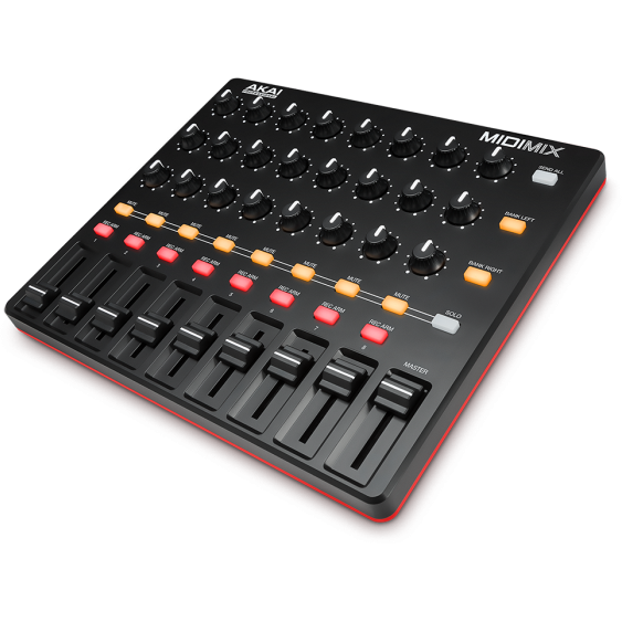 AKAI MIDIMIX SIDE
